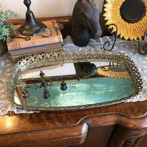Vintage Hollywood Regency Vanity mirror